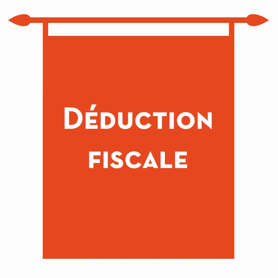 logo déduction fiscale Rocamadour